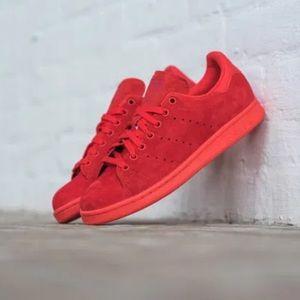 Adidas | STAN SMITH | POWER RED| (Men's)